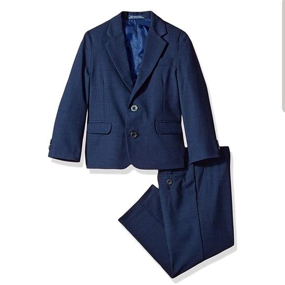 IZOD Boys Bi-Stretch Flat Front Dress Pant